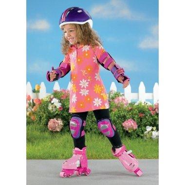 Fisher-Price Barbie My First Skates - Girls
