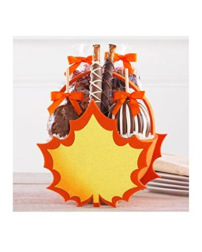 Mrs. Prindable's Fall Leaf Basket