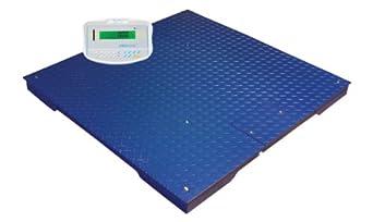 Adam Equipment Floor Scale and GK Indicator