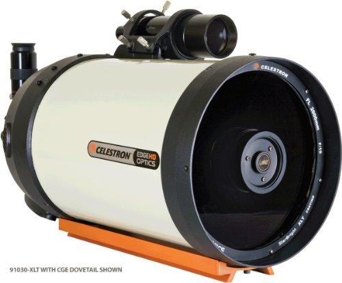 "Celestron 8"" Edge Hd Sct Ota With Edge Hd Optics & Cg5 Dovetail Plate 91031-Xlt"