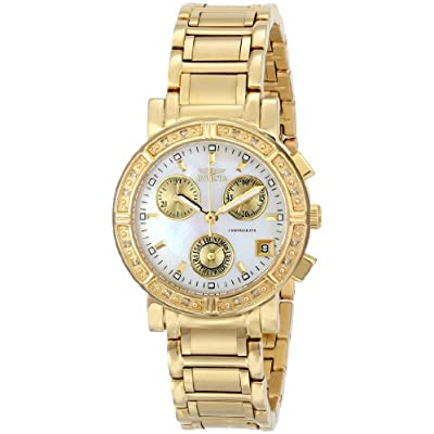 Invicta Women's 4720 II Collection Limited Edition Diamond Watch: Invicta: Watches