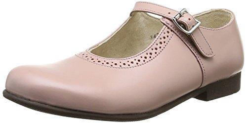 Start Rite - Scarpe elegante Clare, Bambina, Rosa (Rose (Pink Leather)), 32