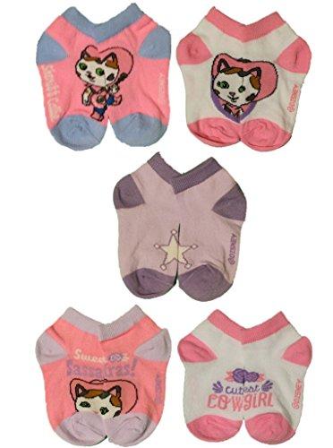disney-junior-sheriff-callies-wild-west-5pk-toddler-shortie-socks