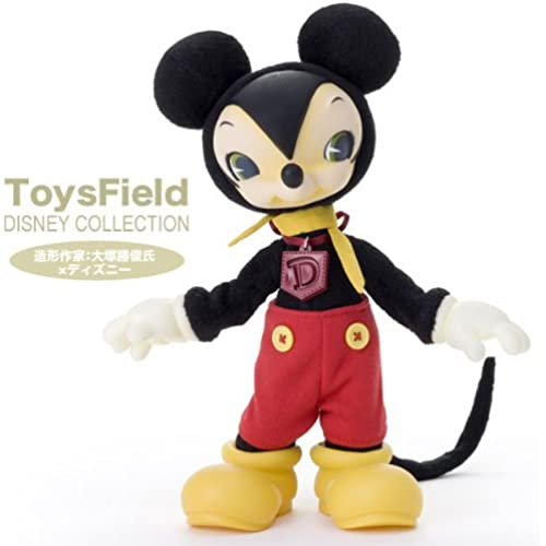 [세트품] 풀 액션 돌 [인형] 미키마우스&미니 마우스 토이즈 필드 (ToysField) 오오츠카 가츠토시 디즈니 콜렉션