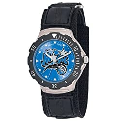 NBA Men's BDV-ORL Agent Series Orlando Magic Velcro Watch