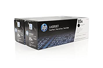 Aktions-set toners d'origine hP 85A/hP laserJet pro m 1210/cE285AD-series cartouche de toner aktions-set pour 2 x 1600 pages-lot de 2