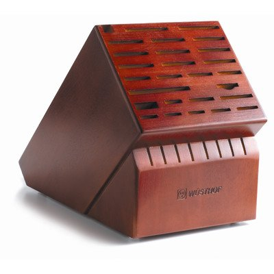 Wusthof 35 Slot Storage Block, Cherry (Wustof 35 Block compare prices)