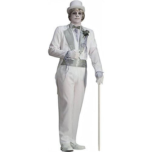 Ghost Groom Adult Costume - Standard