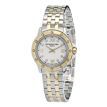 Raymond Weil Women's 5799-STP-00995 Swiss Quartz Movement Watch by Raymond Weil