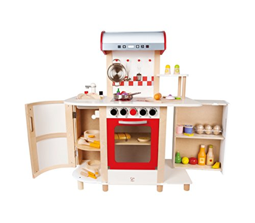 Hape Multi-function Kitchen (Turning Kitchen Cabinet compare prices)