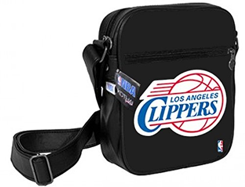 Kothai x NBA LA Clippers Pouch Bag Black Tasche Handtasche Umhängetasche