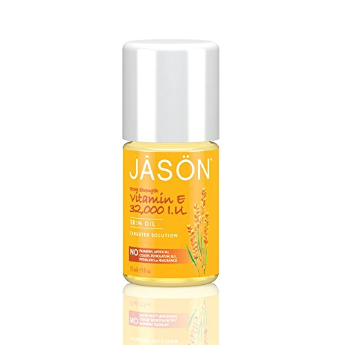 Jason Pure Natural Skin Oil, Vitamin E 32, 000 I.U., 1 Ounce