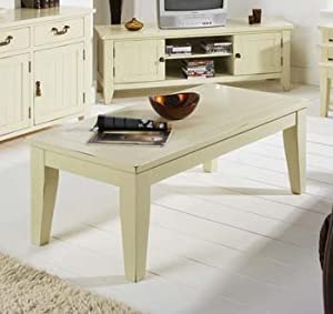 claudia cream rectangular coffee table color ivory kitchen home. Black Bedroom Furniture Sets. Home Design Ideas
