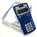 Texas Instruments Calculator TI-34II Explorer Plus Handheld reboxed in gift box without slide cover.