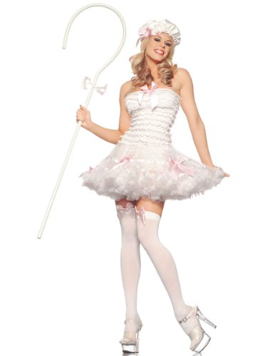 Costume Adventure Women's Little Bo Peep Costume