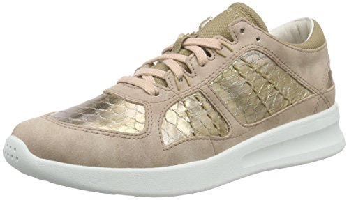esprit-lune-lace-up-sneakers-basses-femme-rose-pink-675-dark-old-pink-39