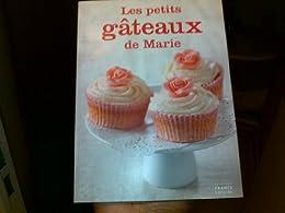 Les  petits gâteaux de Marie