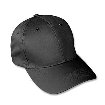 Casquette militaire type Baseball US Army - Taille réglable - Snapback cap - Coloris Noir - Airsoft - Paintball - Outdoor