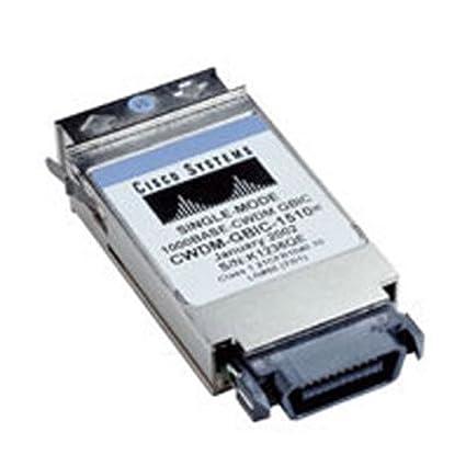Cisco gbic 1000base-sx adaptateur reseau gbic gigabit en 1000base-sx 850 nm