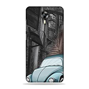 Micromax Canvas xpress 2 printed back cover (3D)