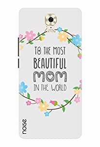 Noise Designer Printed Case / Cover for Gionee M6 Plus / Quotes/Messages / Beautiful Mom Design