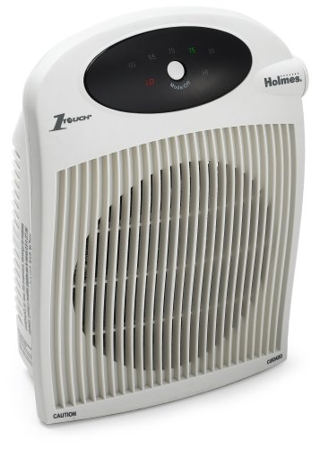 Holmes Heater with 1Touch Control and Bathroom Safe Plug (Holmes Electric Space Heaters compare prices)