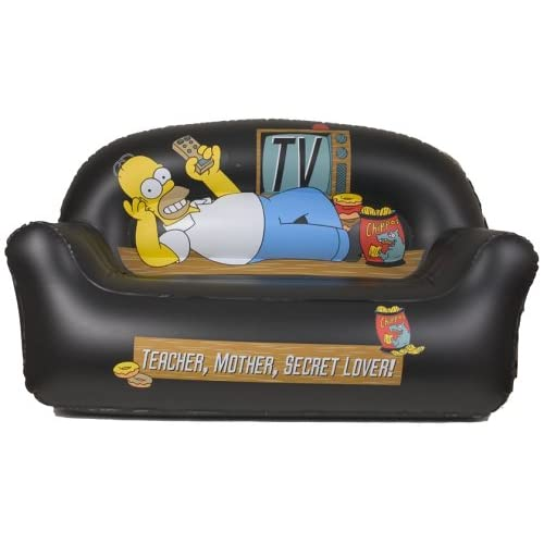 The Simpson 39 S Inflatable Sofa