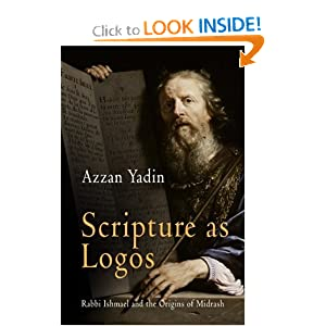 Amazon.com: Scripture as Logos: Rabbi Ishmael and the Origins of ...