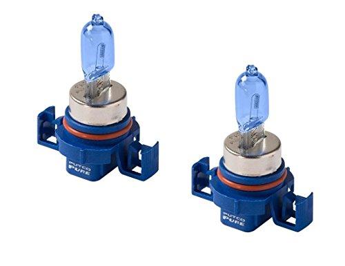 Putco 230001NB Pure Halogen Fog Light Bulb - Nitro Blue - H16 (Pair) (2014 Wrangler Fog Light compare prices)