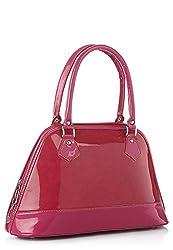 Utsukushii Women's Handbag (Pink) (BG443C)