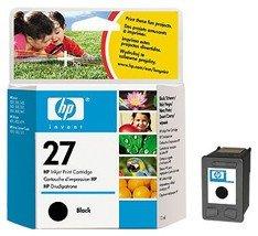 HP C8727AN#140 27  Ink Cartridge in Retail Packaging-Black