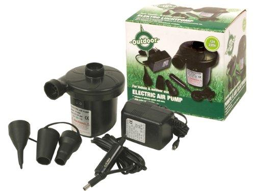Unbekannt Outdoor AP1036 - OD Elektrische Luftpumpe, 12/220 V