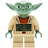 Lego Star Wars Yoda Digital Alarm Clock