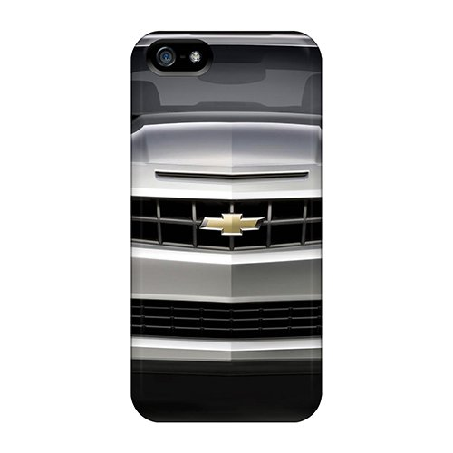 Cute Tpu Shining 2010 Chevrolet Camaro Ss 4 Case Cover For Iphone 5/5S
