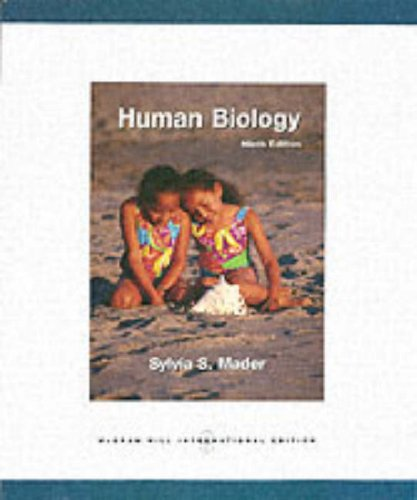 Human Biology: With Bound in OLC Card