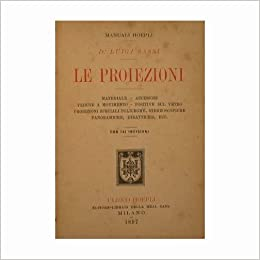 Le proiezioni: Luigi Sassi: Amazon.com: Books