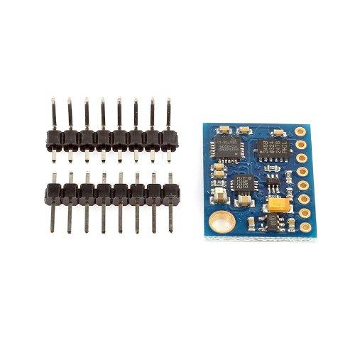 Sainsmart Gy-85 Sensor Modules Accelerometer Gyroscope Module, 2.5Mm Pin, Itg3205 + Adxl345 + Hmc5883L Chip
