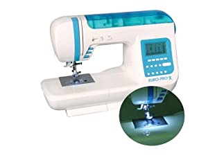 Euro pro sewer 39 s choice sewing machine for Euro pro craft n sew