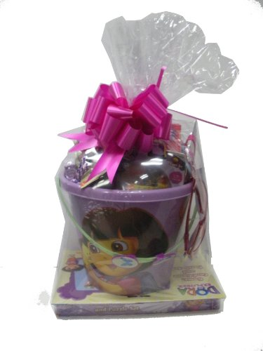 Dora the Explorer Supreme Gift Basket-Perfect for Birthdays, Get Well Soon Gifts, or Other Occassions