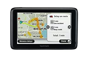 TomTom GO 2505TM 5-Inch Portable Bluetooth GPS Navigator with Lifetime Traffic & Maps(Discontinued by Manufacturer)