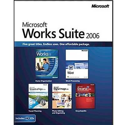 Works Suite 2006 Canada