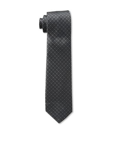 Gitman Men's Pattern Tie, Grey