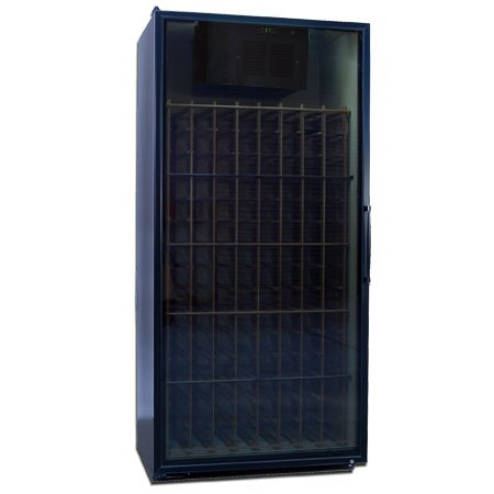 Built In Wine Cooler Cabinet front-30138