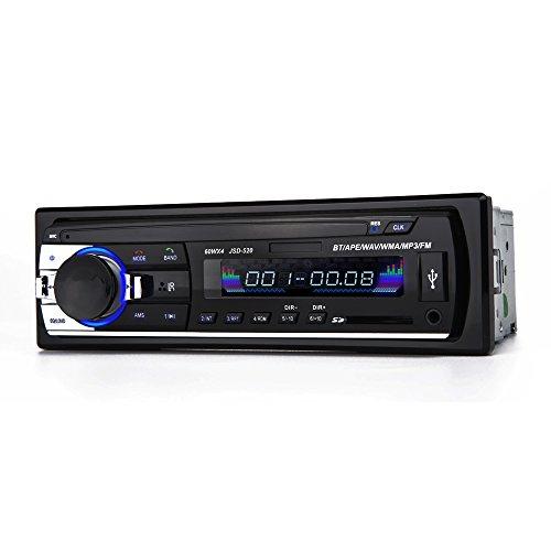 kidcia-single-din-car-stereo-bluetooth-in-dash-with-remote-control-digital-media-receivers-usb-sd-au