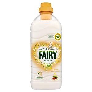 Fairy Non Bio Almond Milk And Honey Fabric Softener For