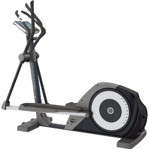Tunturi C90 Cross Trainer Elliptical - Grey