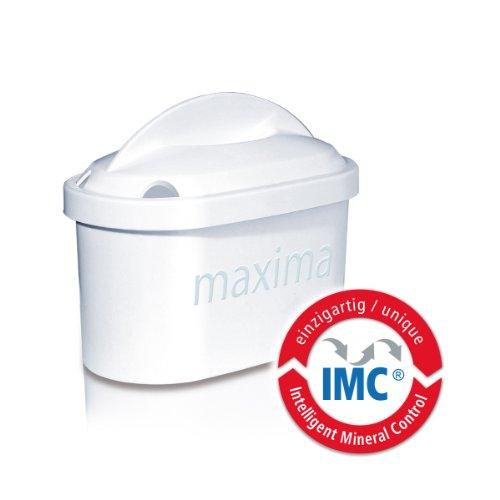 """ClaroSwiss 30000031 - Confezione da 6 filtri a cartuccia per acqua """"Maxima"""" - Stoviglie ..."""