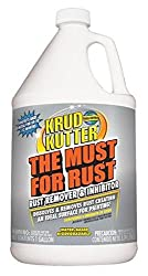 KRUD KUTTER The Must for Rust - Rust Remover & Inhibitor, 1 Gallon (3.78 Ltr)