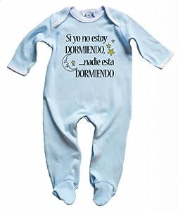 Dirty Fingers, Si yo no estoy Dormiendo, Bebés Traje de Dormir marca Dirty Fingers en BebeHogar.com