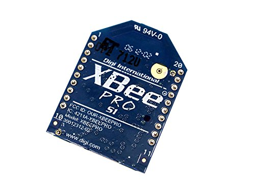Angle Xbee Pro Pcb Antenna - S1 (Digimesh 2.4) - Embedded Rf Modules Utilize The Peer-To-Peer Digimesh Protocol In 2.4 Ghz For Global Deployments. Offers Users Added Network Stability. Hardware Series: S1